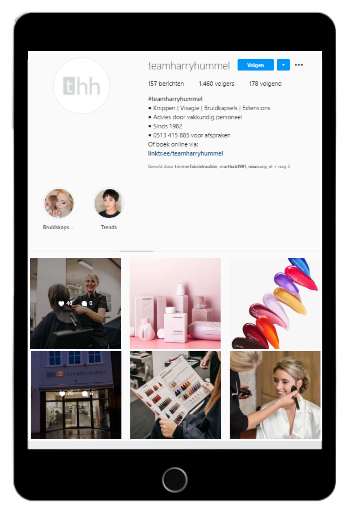 Instagram Booster Harry Hummel