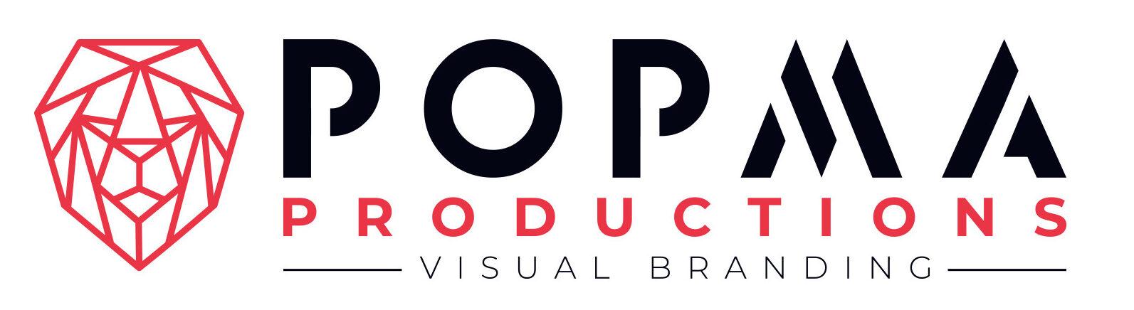 Popma productions logo